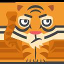 tiger emoji meaning